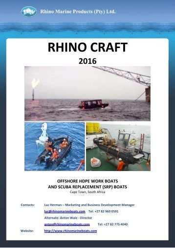 RHINO CRAFT