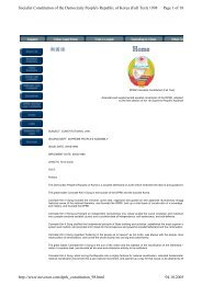 Constitution North Korea - EN.pdf - International Committee of the ...