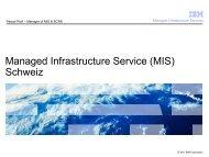 Managed IT Services - IBM