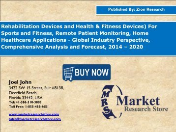 Global Wearable Medical Devices Market