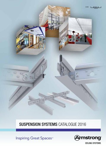 Suspension Systems Catalogue 2016