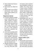 BlackandDecker Soffiante Depress- Gw2810 - Type 1 - Instruction Manual (Czech) - Page 5