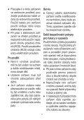 BlackandDecker Soffiante Depress- Gw2810 - Type 1 - Instruction Manual (Czech) - Page 7