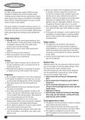 BlackandDecker Distruttore Giardin- Gs2400 - Type 1 - Instruction Manual (Europeo) - Page 6