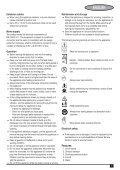 BlackandDecker Distruttore Giardin- Gs2400 - Type 1 - Instruction Manual (Europeo) - Page 7