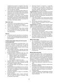 BlackandDecker Soffiante Depress- Gwc1800 - Type H1 - Instruction Manual (Ungheria) - Page 4