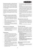 BlackandDecker Distruttore Giardin- Gs2400 - Type 1 - Instruction Manual (Polonia) - Page 5