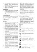 BlackandDecker Distruttore Giardin- Gs2400 - Type 1 - Instruction Manual (Polonia) - Page 6