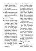 BlackandDecker Soffiante Depress- Gw2810 - Type 1 - Instruction Manual (Slovacco) - Page 5