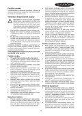 BlackandDecker Soffiante Depress- Gwc1800 - Type H1 - Instruction Manual (Slovacco) - Page 3