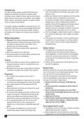 BlackandDecker Distruttore Giardin- Gs2400 - Type 1 - Instruction Manual (Inglese) - Page 6
