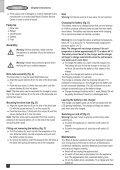 BlackandDecker Soffiante Depress- Gwc1800 - Type H1 - Instruction Manual (Inglese) - Page 6