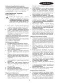 BlackandDecker Soffiante Depress- Gwc1800 - Type H1 - Instruction Manual (Polonia) - Page 3