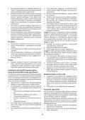 BlackandDecker Soffiante Depress- Gwc1800 - Type H1 - Instruction Manual (Polonia) - Page 4