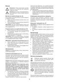 BlackandDecker Soffiante Depress- Gwc1800 - Type H1 - Instruction Manual (Polonia) - Page 6
