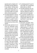 BlackandDecker Soffiante Depress- Gw2838 - Type 1 - Instruction Manual (Romania) - Page 6