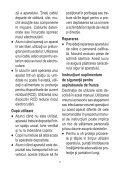 BlackandDecker Soffiante Depress- Gw2838 - Type 1 - Instruction Manual (Romania) - Page 7