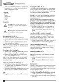 BlackandDecker Soffiante Depress- Gwc1800 - Type H1 - Instruction Manual (Europeo) - Page 6