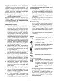 BlackandDecker Soffiatore- Gw3010v - Type 2 - Instruction Manual (Ungheria) - Page 6