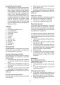BlackandDecker Soffiatore- Gw3010v - Type 2 - Instruction Manual (Ungheria) - Page 7