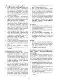 BlackandDecker Soffiatore- Gw3000 - Type 5 - Instruction Manual (Polonia) - Page 5