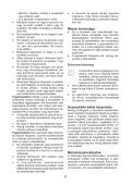 BlackandDecker Soffiante Depress- Gw2600 - Type 6 - Instruction Manual (Ungheria) - Page 6