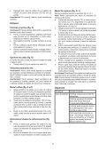 BlackandDecker Soffiante Depress- Gw2600 - Type 5 - Instruction Manual (Romania) - Page 7