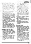 BlackandDecker Soffiante Depress- Gw2838 - Type 1 - Instruction Manual (Inglese) - Page 5