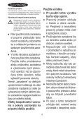 BlackandDecker Soffiante Depress- Gw2838 - Type 1 - Instruction Manual (Slovacco) - Page 4
