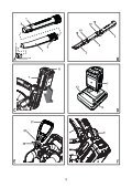 BlackandDecker Soffiante Depress- Gwc3600l - Type 1 - Instruction Manual (Ungheria) - Page 3