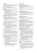 BlackandDecker Soffiatore- Gw3010v - Type 2 - Instruction Manual (Polonia) - Page 7