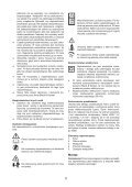 BlackandDecker Rastrello- Gd300x - Type 1 - Instruction Manual (Polonia) - Page 5