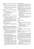 BlackandDecker Rastrello- Gd300x - Type 1 - Instruction Manual (Polonia) - Page 6
