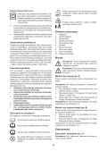 BlackandDecker Soffiante Depress- Gw2200 - Type 1 - Instruction Manual (Polonia) - Page 6