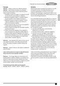 BlackandDecker Soffiatore- Gw3000 - Type 5 - Instruction Manual (GW100) - Page 5