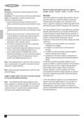 BlackandDecker Soffiatore- Gw3000 - Type 5 - Instruction Manual (GW100) - Page 6