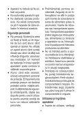 BlackandDecker Soffiante Depress- Gw3030 - Type 1 - Instruction Manual (Romania) - Page 5
