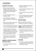 BlackandDecker Spremiagrumi- Cj650(N) - Type 1 - Instruction Manual (MEA) - Page 4
