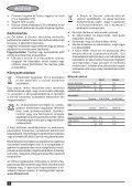 BlackandDecker Torcia- Fsl12 - Type H2 - Instruction Manual (Ungheria) - Page 6
