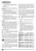 BlackandDecker Faretto- Bdsl301 - Type 1 - Instruction Manual (Lettonia) - Page 6