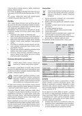 BlackandDecker Aspiratori Ricaricabili Portatili- Dv4800n - Type H1 - Instruction Manual (Slovacco) - Page 7