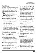 BlackandDecker Frullatore- Bx205 - Type 1 - Instruction Manual - Page 3