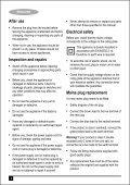 BlackandDecker Frullatore- Bx205 - Type 1 - Instruction Manual - Page 4