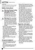 BlackandDecker Aspiratori Ricaricabili Portatili- Dv1210ecn - Type H1 - Instruction Manual (Europeo) - Page 4