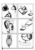 BlackandDecker Aspiratori Ricaricabili Portatili- Dv4800n - Type H1 - Instruction Manual (Europeo) - Page 2