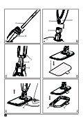 BlackandDecker Lavapavimenti A Vapore- Fsm1620 - Type 1 - Instruction Manual (Inglese - Arabo) - Page 2