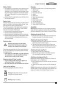 BlackandDecker Lavapavimenti A Vapore- Fsm1620 - Type 1 - Instruction Manual (Inglese - Arabo) - Page 5