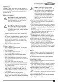BlackandDecker Aspira Vapore- Fss1600 - Type 1 - Instruction Manual (Inglese - Arabo) - Page 3