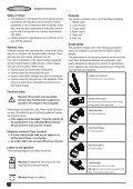 BlackandDecker Aspira Vapore- Fss1600 - Type 1 - Instruction Manual (Inglese - Arabo) - Page 4