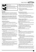 BlackandDecker Aspira Vapore- Fss1600 - Type 1 - Instruction Manual (Inglese - Arabo) - Page 5